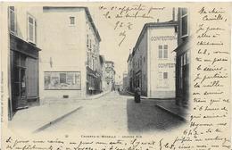 ~  BS  ~  88  ~    CHATEL   Sur  MOSELLE        ~   La   Grande  Rue     ~ - Chatel Sur Moselle