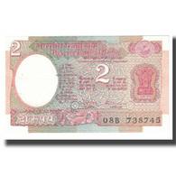 Billet, Inde, 2 Rupees, KM:79a, SPL - Inde