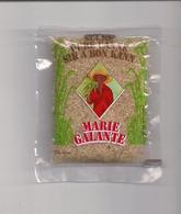 """Sachet Sucre  Pure Canne  Marie Galante """" Sik A Bon Kann """" - Guadeloupe - - Sucres"""