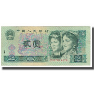 Billet, Chine, 2 Yüan, 1980, KM:885a, TTB - Chine