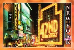 Etats Unis New York 42 ND Street  Times Square N°6080  BE - Time Square