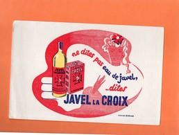 """BUVARD. PRODUIT """" JAVEL LA CROIX """"   Achat Immédiat - Wash & Clean"""