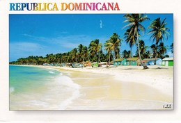 Amérique Républica  Dominicana  Isla Saona N°34 état Moyen - Dominicaine (République)