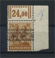 BIZONE 1948 Nr 44I Postfrisch (115820) - Bizone