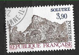 FRANCE 2388 Roche De Solutré. - France
