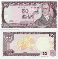 Colombia 1985 - 50 Pesos - Pick 425a UNC - Colombia