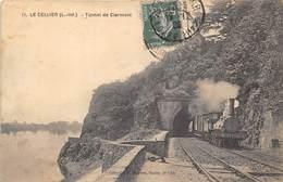 44-LE-CELLIER- TUNNEL DE CLERMONT - Le Cellier