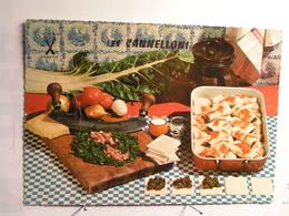 Recettes - Les Cannelloni - Recepten (kook)