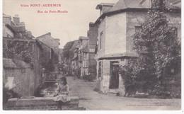 27 Eure -  PONT-AUDEMER -  Rue Du Petit Moulin - Fillette - Pont Audemer