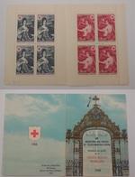 FRANCE Croix-Rouge  1968  Carnet Croix Rouge N° YT 2017 **    MNH  -  Le Printemps &  L'Automne N° YT 1580** & 1581** - Frankrijk