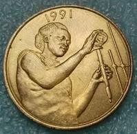 Western Africa (BCEAO) 25 Francs, 1991 -4594 - Coins