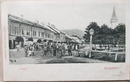 Hungary 1907 Kisszeben - Ungheria