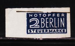 Germany Berlin Imperf Used  #PR4 - [5] Berlin