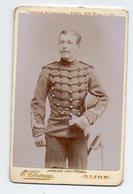Dijon (21 Côte D'Or) 1890 ça C'est Du Beau Militaire ! (PPP18223) - Guerra, Militares