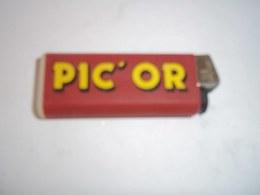 Briquet Publicité Pic'or - Other