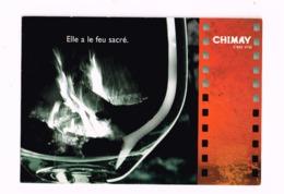 Chimay,elle A Le Feu Sacré (Bière) - Publicité
