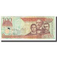 Billet, Dominican Republic, 100 Pesos Oro, 2009, KM:177b, TB - Dominicana