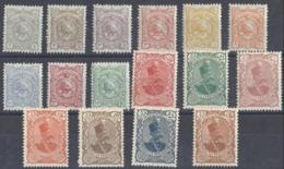 PERSIA IRAN 1899 Nº 104/119 - Iran