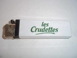 Briquet Publicité Les Crudettes - Other