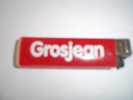 Briquet Publicité Grosjean - Other