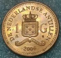 Netherlands Antilles 1 Gulden, 2006 -4597 - Antille Olandesi