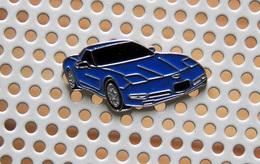 Pin's CHEVROLET CORVETTE CS - Collection Des Super-cars - Corvette