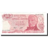 Billet, Argentine, 100 Pesos, KM:302a, SPL - Argentine