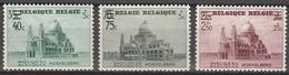 Belgie    .    OBP      .     481/483      .      **       .   Postfris    .  / .  Neuf Sans  Charniere - Belgique
