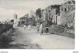 Teboursouk - Vue Vers La Mosquée - Tunisia