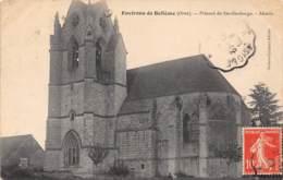 61 - Environs De BELLÊME - Prieuré De Ste-Gauburge - Abside - France