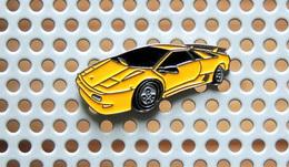 Pin's LAMBORGHINI DIABLO - Collection Des Super-cars - Pin's