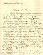 Brief V. Gut Steiensee Vor Dünaburg (Lettland) V. Ltn. Herzfeld - 1914-18