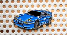Pin's VENTURI TROPHY - Collection Des Super-cars - Pin's