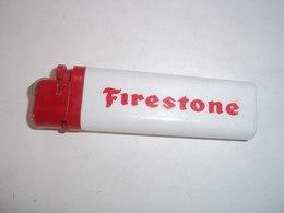 Briquet ,publicité  Firestone - Autres