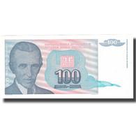 Billet, Yougoslavie, 100 Dinara, 1994, 1994, KM:139a, SUP+ - Yougoslavie