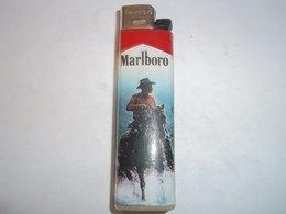 Briquet ,publicité Marlboro - Other