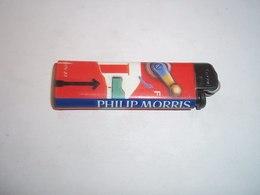 Briquet ,publicité Phillip Morris - Other