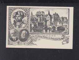 Dt. Reich GSK 1927 400 Jahre Uni Marburg Ungebraucht - Germania