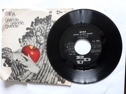 Mina -.  PDU;    Anno 1971.  Grande Grande Grande - Disco & Pop