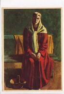 Pro Infirmis, Janebe Areuse, Im Garten, Au Jardin, Nel Giardino, 1961 Used Postcard [23166] - Paintings