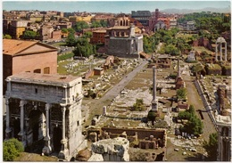 ROMA, Foro Romano, Roman Forum, Unused Postcard [23167] - Roma (Rome)
