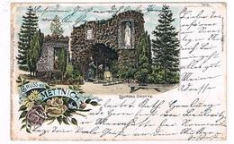 D-9421   METTNICH : Lourdes Grotte - Nonnweiler