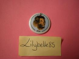 Feve Artisanale Ancienne - LION - Serie ZODIAC CLAMECY 1993 ( Feves Figurine Miniature ) - Non Classés