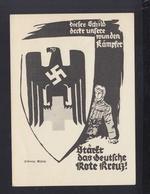 Dt. Reich GSK  Rotes Kreuz Schield Ungebraucht - Germany
