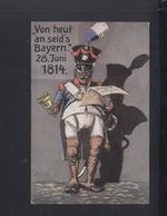 Bayern Privat-Ganzsache 1914 Gelaufen - Bayern