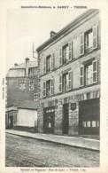 63 , THIERS , Coutellerie-Réclame A . Sarry , Bureaux Et Magasins Rue De Lyon , * 427 00 - Thiers