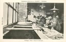 63 , THIERS , Coutellerie-Réclame A . Sarry , Polissage , Usine Nogent La Garrigue , * 427 01 - Thiers