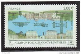 FRANCE 2012 NANCY LUNEVILLE YT PA 75 NEUF**  - - 1960-.... Neufs