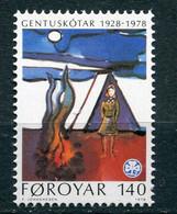 Foroyar 1978 - 3 Serie Complete ** MNH - Isole Faroer