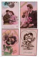CP - COUPLE - 16 CARTES - Couples